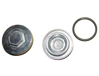 Motorcycle Parts - Cap Tappet Adjusting Hole